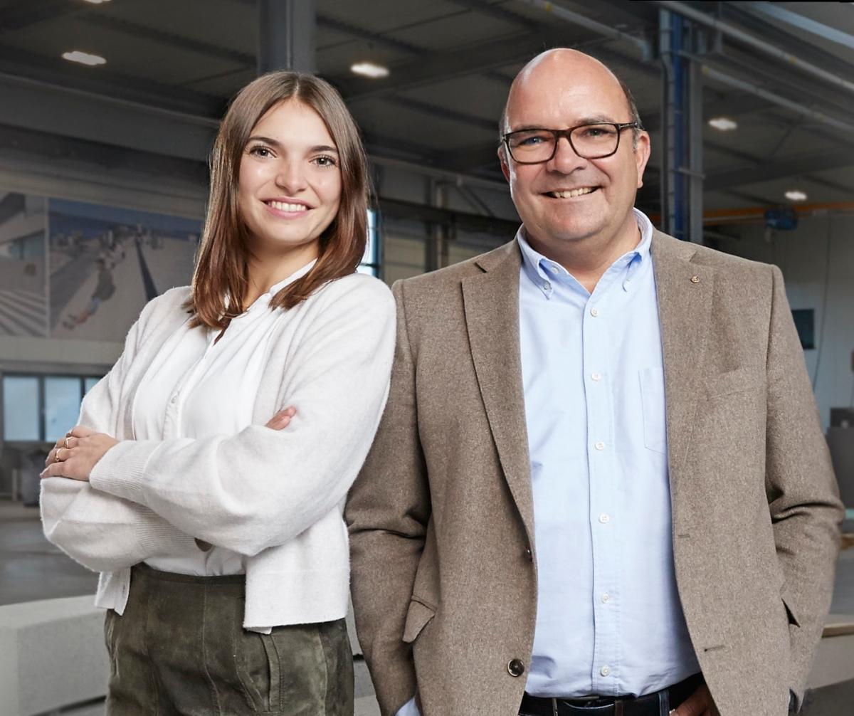 Luisa und Christian Rinn,