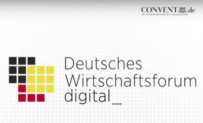 Deutsches Wirtschaftsforum digital 2021