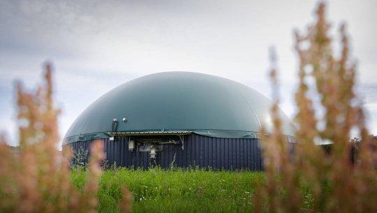Energie durch Biogas © Thomas Trutschel/photothek.net